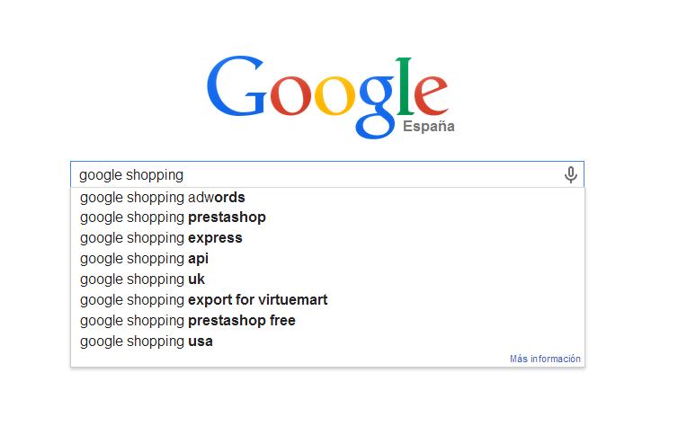 ¿Cómo funciona una campaña Google Shopping o Ficha de Producto?