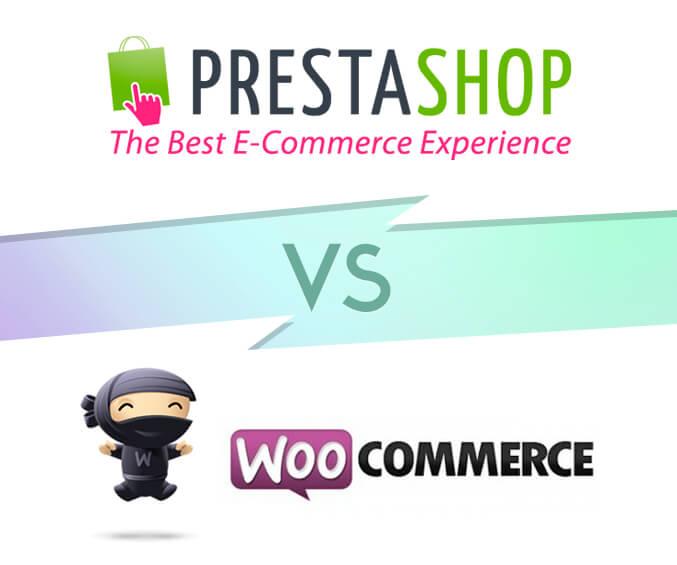 Woocommerce vs Prestashop. Guía comparativa detallada.