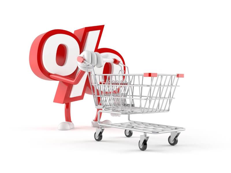 Tasa de conversión en comercio electrónico