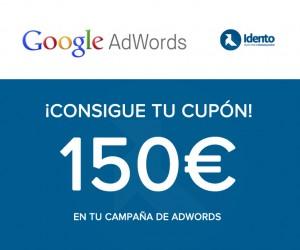 Agencia AdWords Granada Cupon regalo 150 euros