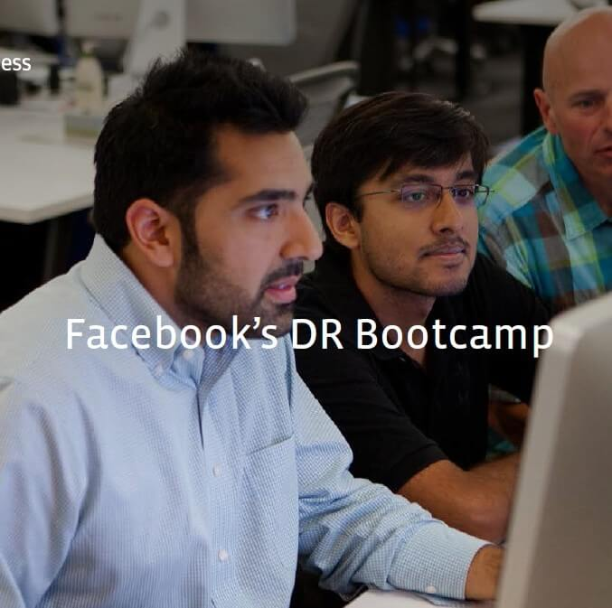 Facebook DR Bootcamp