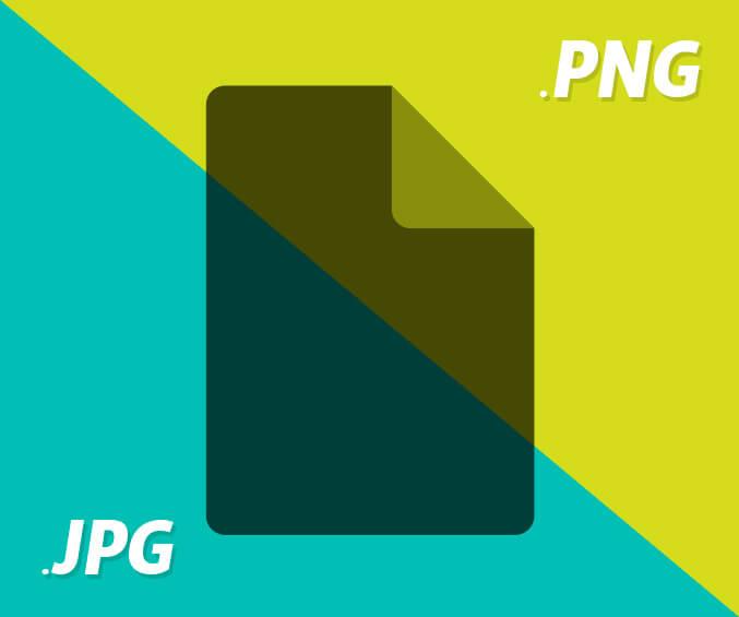 PNG vs JPG ¿Qué formato de imagen es mejor para la web?