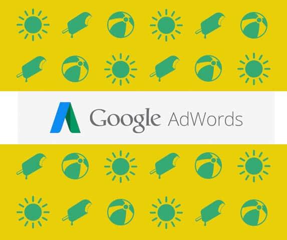 Campañas AdWords en Verano