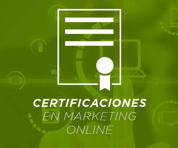Principales certificaciones online. Certificación AdWords