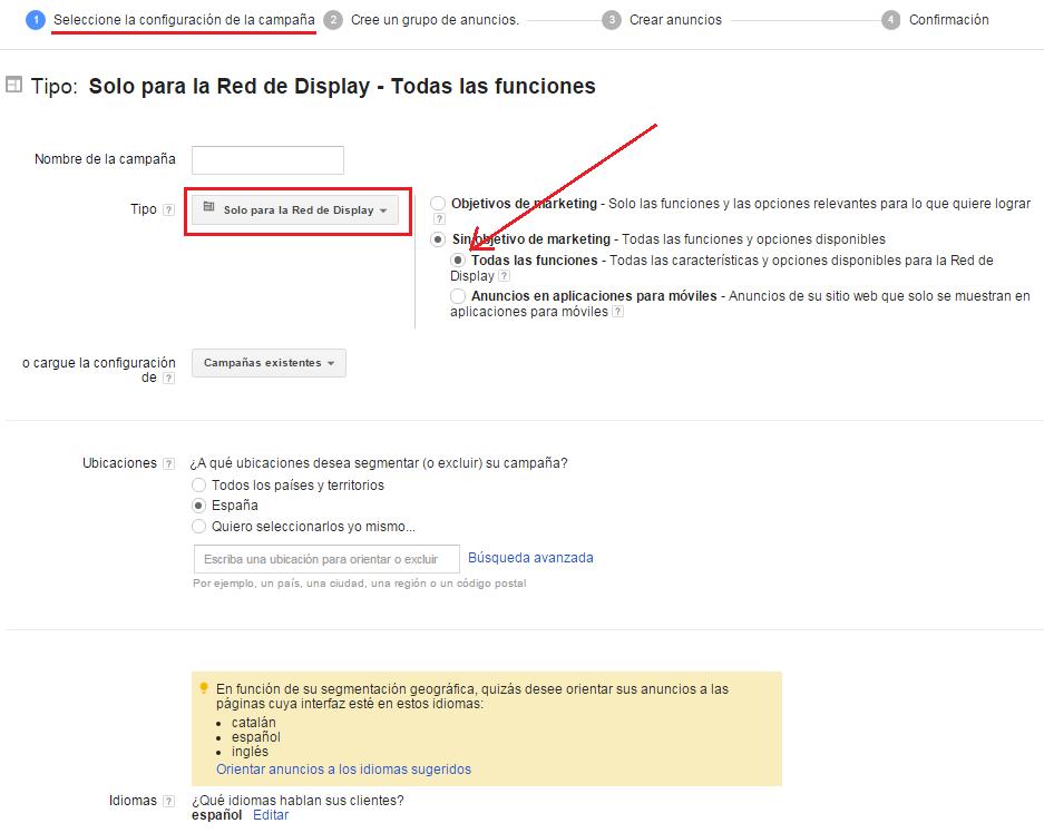 Gmail Ads - Anuncios en Gmail