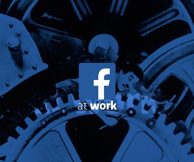 facebook at work - facebook en el trabajo