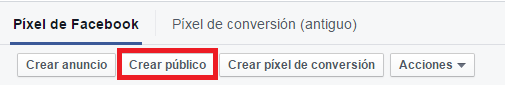 Facebook Pixel Remarketing
