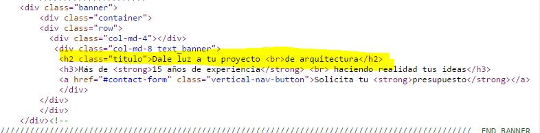 Añadir Clase en HTML