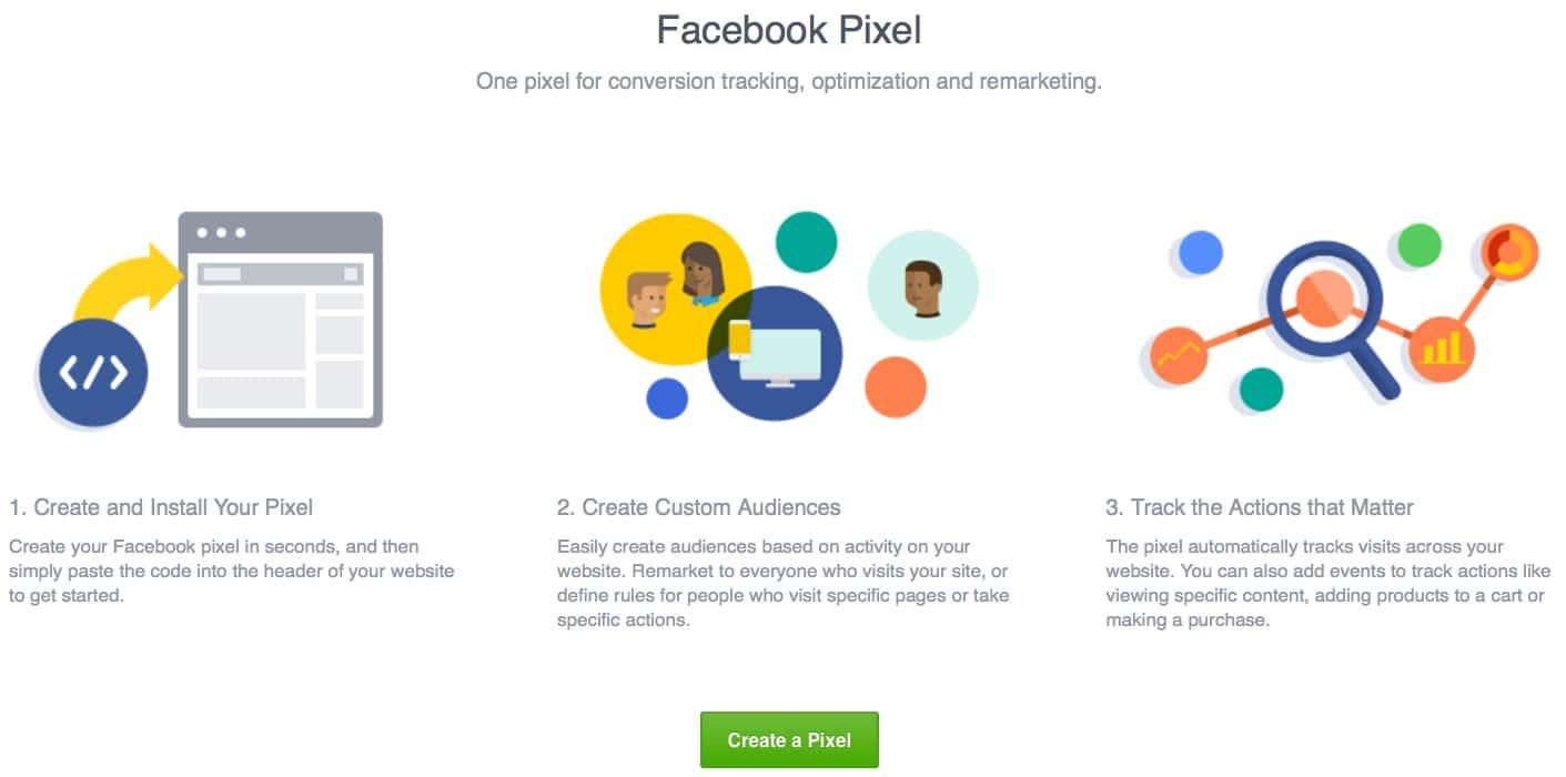 Pixel Facebook Nombrar