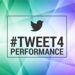 Evento de Twitter Tweet4Performance