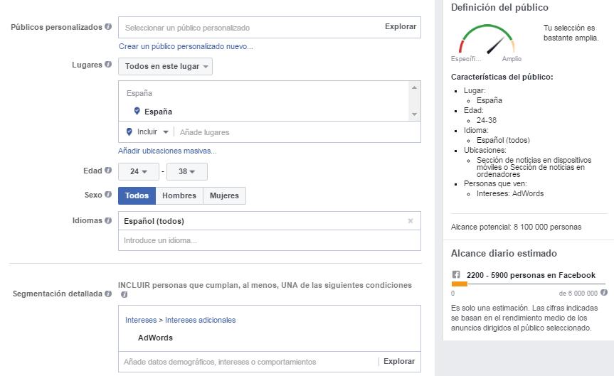 Facebook Leads Ads - Optimización Leads