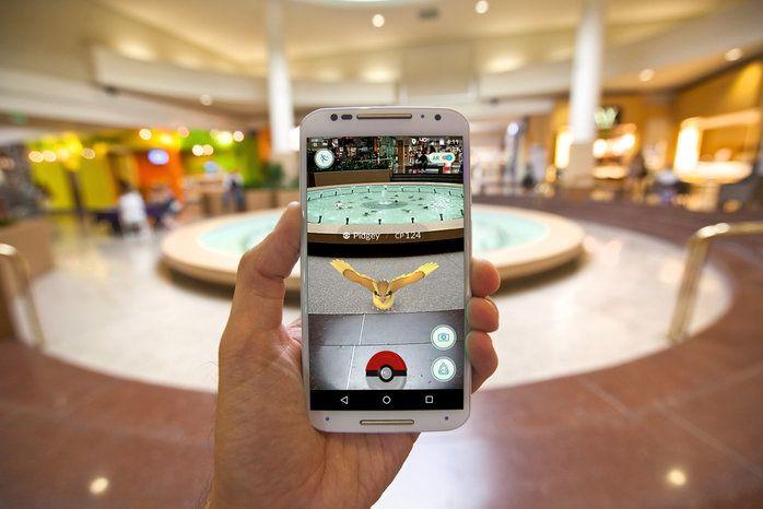Pokémon Go como herramienta de Marketing para negocios