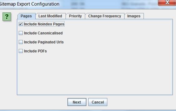 Seo en Bing - Configurar Sitemap