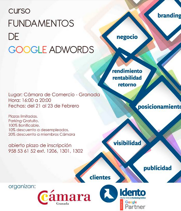Taller Google AdWords
