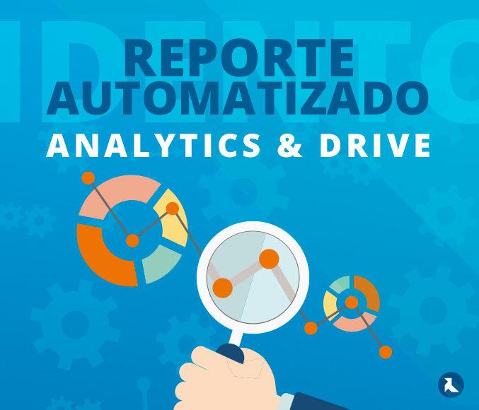 Exportar y volcar datos de Google Analytics a Hojas de Cálculo de Drive para generar informes personalizados
