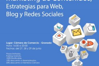 Curso Taller Marketing de Contenidos Idento