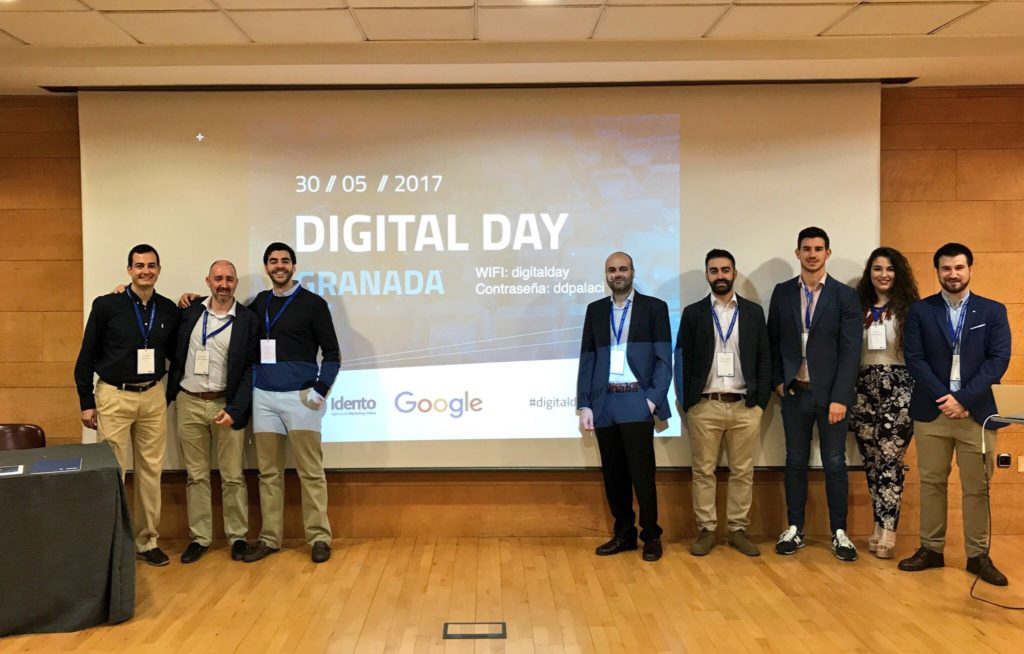 Google e Idento, juntos en el Digital Day Granada