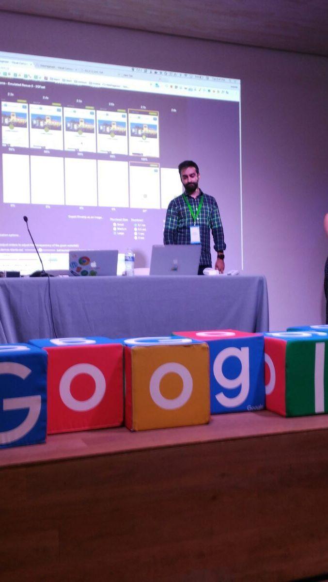 Idento gana el Hackathon de velocidad en móviles de Google