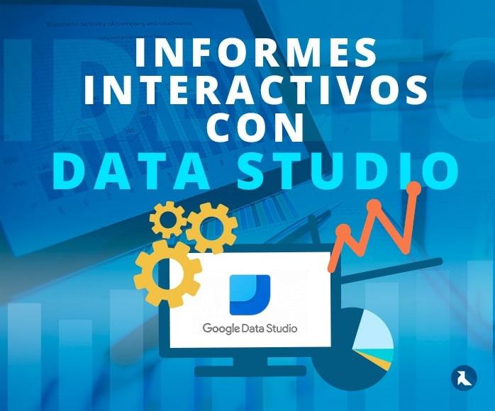 Informes de Google Analytics a través de Data Studio