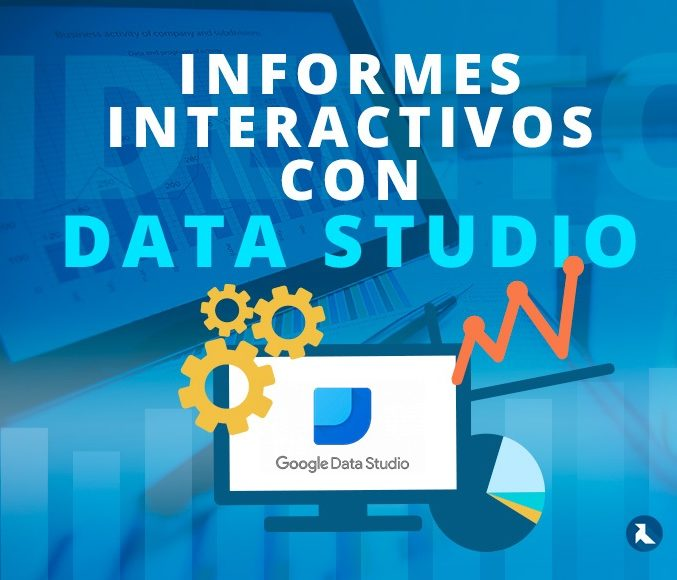 Informes de Google Analytics a través de Data Studio