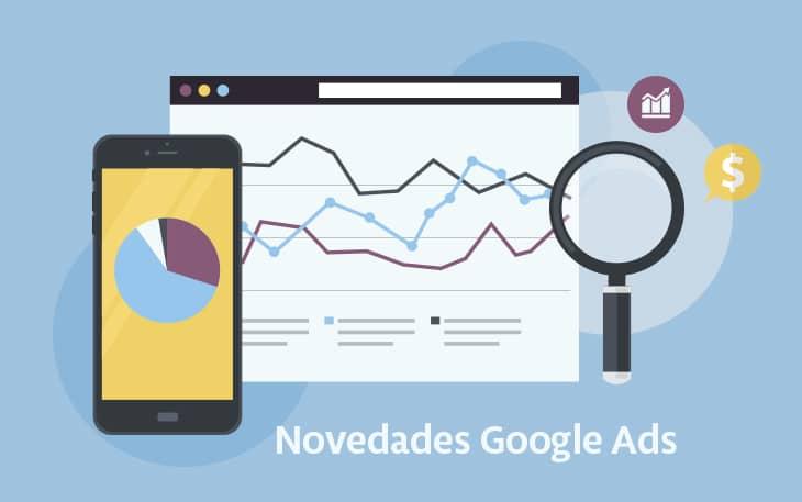 Noticias Novedades Avistamientos AdWords Google Ads