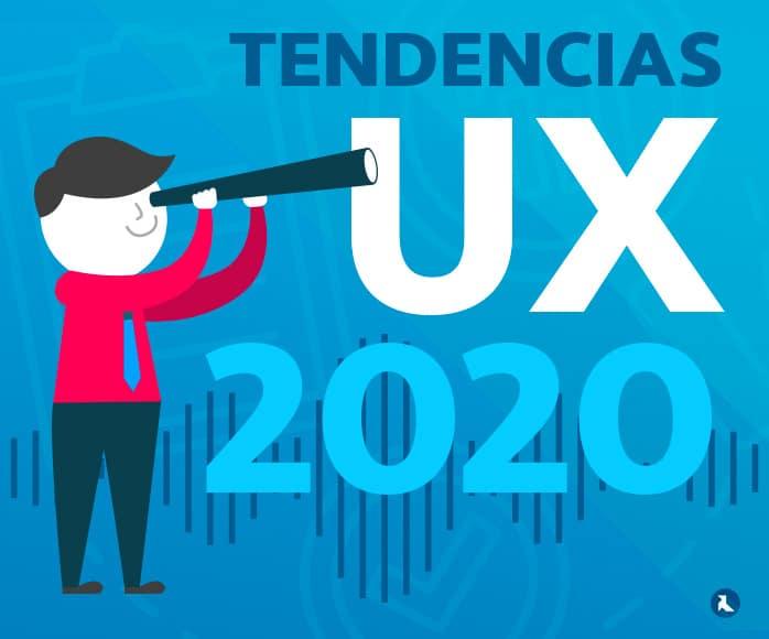 Tendencias UX en 2020